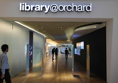 NLB – Library@Orchard