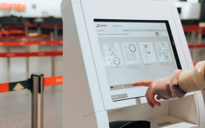 The age of self service kiosks
