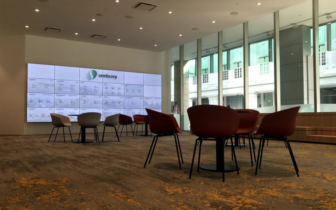 Sembcorp HQ Gallery